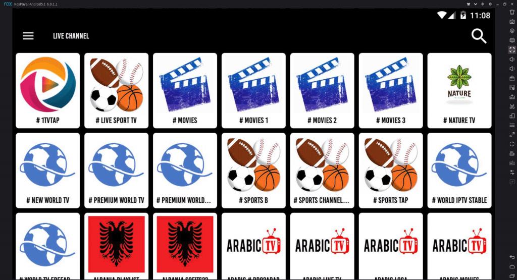 OLA TV APK 1