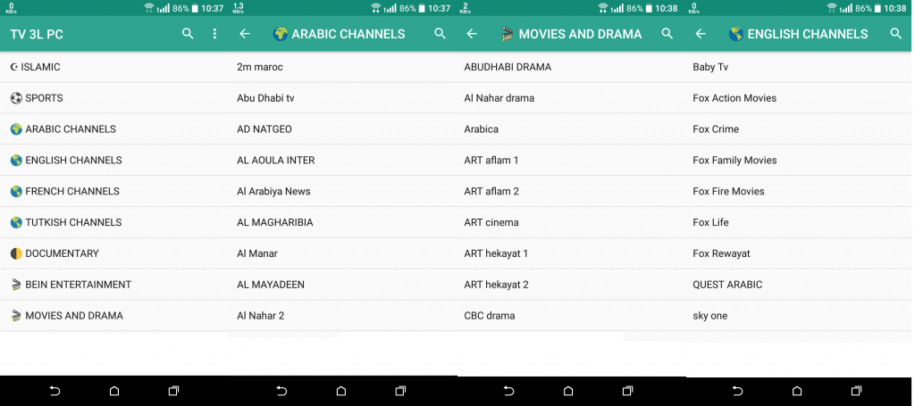 TV 3L PC Android 5.5.2[latest]